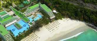"""Отель """"Ле Меридиан"""" (Пхукет, Таиланд): описание, фото и отзывы"""