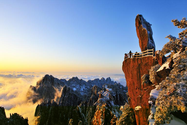 Гора Хуаншань, Китай: туры, фото, отзывы туристов