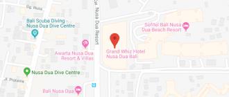 Grand Whiz Hotel Nusa Dua Bali 4* (Индонезия, Бали, Нуса-Дуа): описание номеров, сервис, отзывы