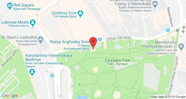 Старый Английский двор на Варварке в Москве: история, экскурсии, отзывы