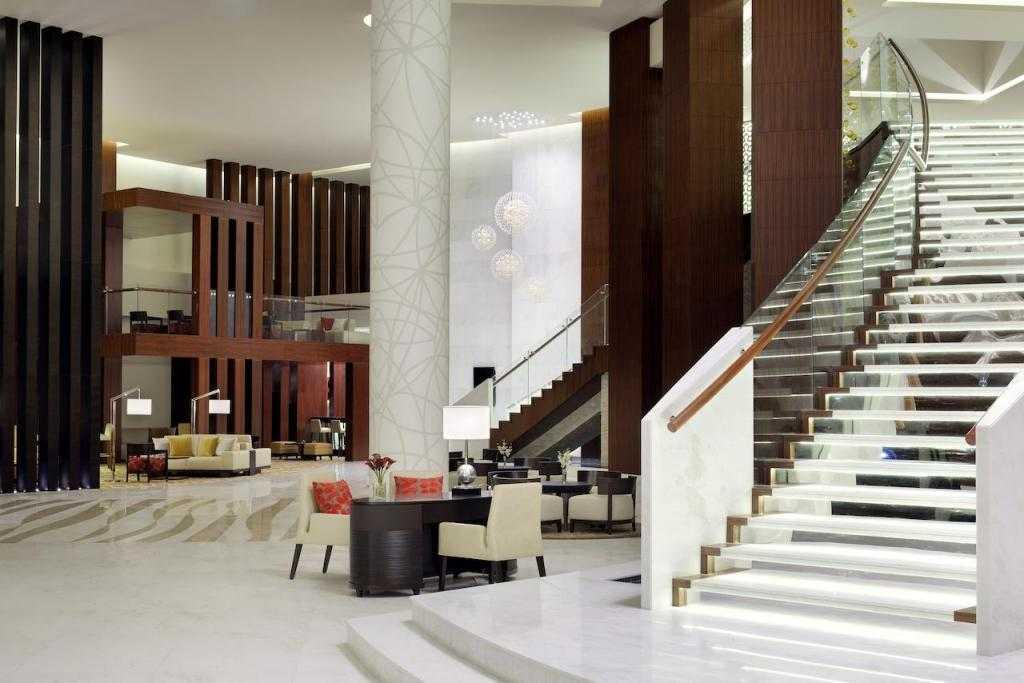 Dubai Marriott Hotel Al Jaddaf 5*: описание отеля, номера, инфраструктура, фото и отзывы
