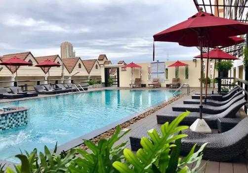 Как отдыхают в Таиланде в отелях Roulette Pattaya 3