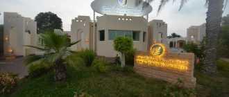 Umm Al Quwain Beach Hotel 4* - шикарный отель в Эмиратах
