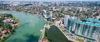 Что интересного в Краснодаре: интересные места и достопримечательности